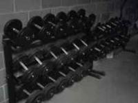 Bodysolids weight equipment, complete gym, to much to