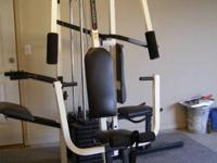 Total Exercise Work Out Station- Club/Weider 16.6 ST