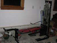 DP Trac 20 Weight Machine. You can do up to 20