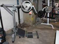 body solid squat machine. great machine for doing