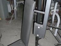 I have a few pieces of weight equipment for sale at my