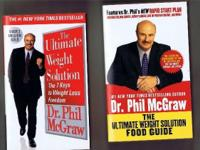 Both of these books are from Dr Phil. In the Weight
