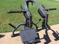 ($195) Leverage Squat Machine - Made by PowerTec, this