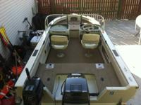 Make = 1997 Crestliner Model = 1650 Sport  Fish Hull =