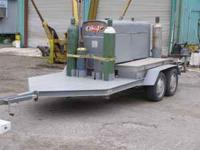 We have the capability to weld and fabricate from small