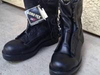 These are government issued boots. They are brand new,