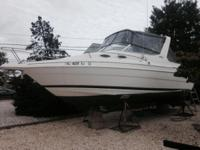 Up for sale is a 24ft. 1999 wellcraft martinique
