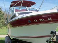 1989 Wellcraft 350CID 260HP power trim & tilt, trim