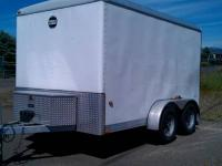 I am selling my 2003 Wells Cargo trailer. May15 2012