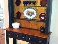 Beautiful Welsh Hutch by Southern Craftsmen's Guild