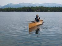 Cedar strip canoe - for Sale in Superior, Montana Classified