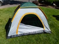 I have a 2 person backpacking outdoor tents from