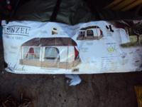 Wenzel Kodiak 9 Person 2 Bed Room Tent Straight