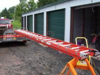 Werner 32 ft. Fiberglass Extension Ladder 300 lb. Load