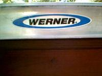 I have one Werner 8' to 14' foot aluminum extension