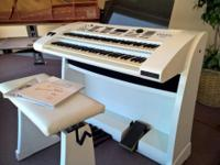 Wersi Organ. Just traded in. Great sound and a