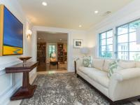 Stunning residence on large private 1/2 acre lot,