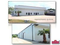 GENERAL SITE INFORMATION:Single Occupancy Warehouse
