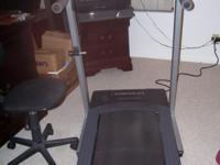 Weslo Cadence G 5.9 Treadmill Never been used.