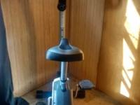 Like new. Barely used (like most exercise bikes). Has 2