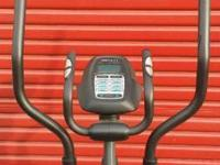 Hi i am selling a WESLO MOMENTUM 5.2 ELLIPTICAL SELLING
