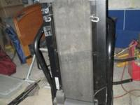 weslo tredmill . in good shape. $50.00. call  or  or