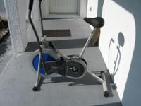 WESLO CROSS CYCLE BIKE EXCERCISE IN THE COMFORT OF YOUR