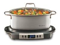 This 6 quart Oval Removable Cooking Pot doubles as