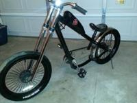 Jesse James west coast chopper bike in good condition