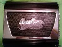 West Coast Customs Amplifier 800 watts..This is a Great