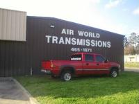 Air World Transmission. In advance Quote Policy, That's