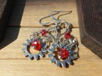 www.dragonflynakai.com offers one of a kind earrings at