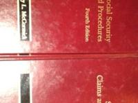 Like New West Social Security Claims & Procedures 4th