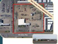 7916 W Sunset Hwy Office/Warehouse Size: +/- 17,760sf