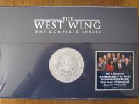 "Sat. 9 am -4 pm. Acquire the"" West Wing: The Complete"