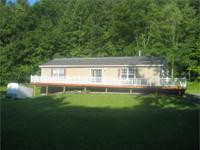 Extremely good 4 bedroom, 3 bath doublewide home with