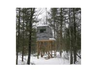 +/-40 wooded acres bordering the Chequamegon National