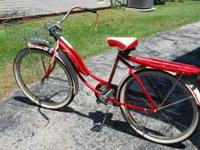 Vintage/antique Western Flyer Bicycle, in very good