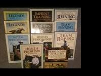 New, Western Horseman Books, 2ea Imprint Training, 2ea
