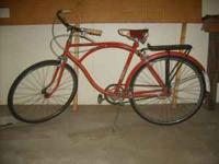 Western Flyer Bicycle. Ready for use. $100 with