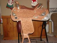 Purchased this saddle brand new @ 34000$. I had great
