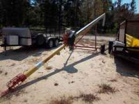 Like new Westfield model WR60-41 Corn/Grain Auger with