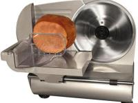This Weston Food Slicer enables you to quickly and