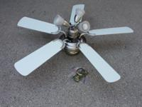"Westinghouse 42"" ceiling fan in very good condition."