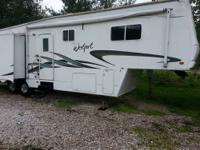For Sale or Trade: Westport fifth wheel camper, 38?