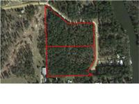 Acreage near the Chipola River convenient to boat ramp.