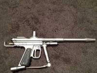 It's a WGP Autococker trilogy pro paintball gun I have