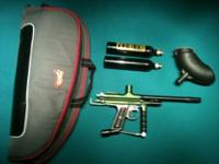 I have a wgp autococker paintball gun with 2 tanks a