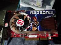 ATI-DIAMOND-AGP-Radeon-X1550- 256MB that was used in a