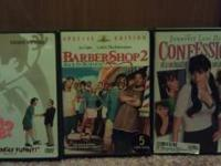 I've got What About Bob?/Barber Shop 2/ Confessions of